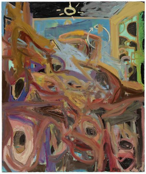 ANTON HENNING, Portrait No. 405, 2014