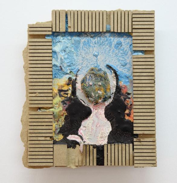 GELITIN, Untitled (Mona Lisa), 2010