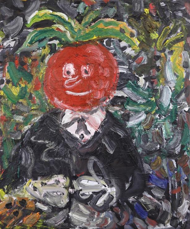 ARMEN ELOYAN, Tomato-Head, 2011