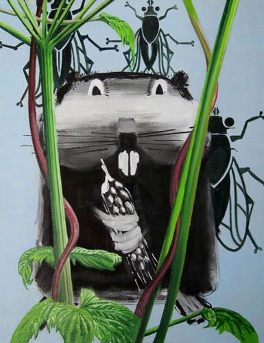 PATRICK VANDEN EYNDE, Eager Beaver, 2009
