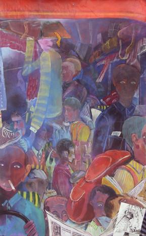 TOMASZ KOWALSKI, Untitled (Bus)