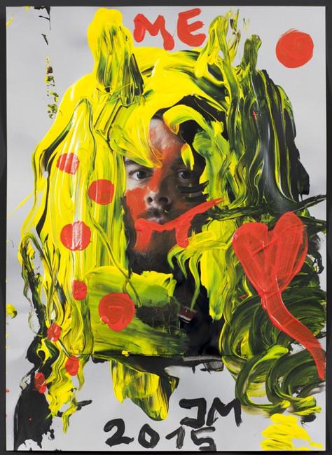 "JONATHAN MEESE, ""FRUITY FRÄULEIN FRUITY DE LARGE SERIES"" 2, 2015"