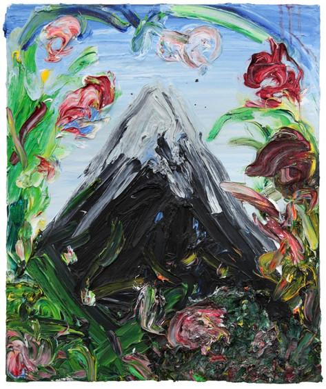 ARMEN ELOYAN, Landscapepainting V, 2013