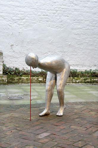 HENK VISCH, Think, 2005