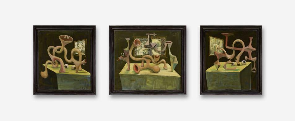 ANTON HENNING, Ritual, 2013