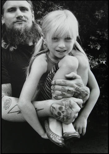ED TEMPLETON, Mike and Lucy, 2008