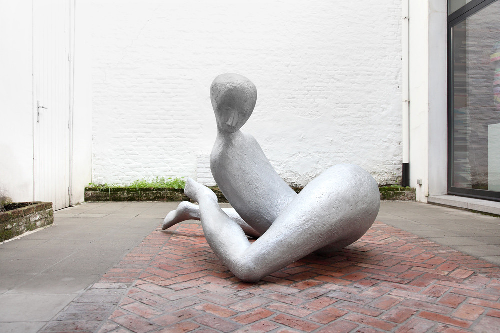 HENK VISCH, Nothing owned, 2014