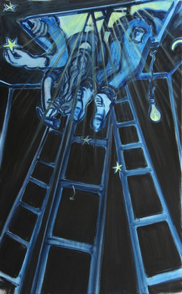 ELLEN DE MEUTTER, The stars down to earth, 2008