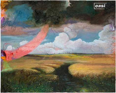 FRIEDRICH KUNATH Forever, 2020-2021 oil on canvas 61 x 76,2 cm