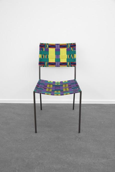 FRANZ WEST, Uncle chair, 2001-2010