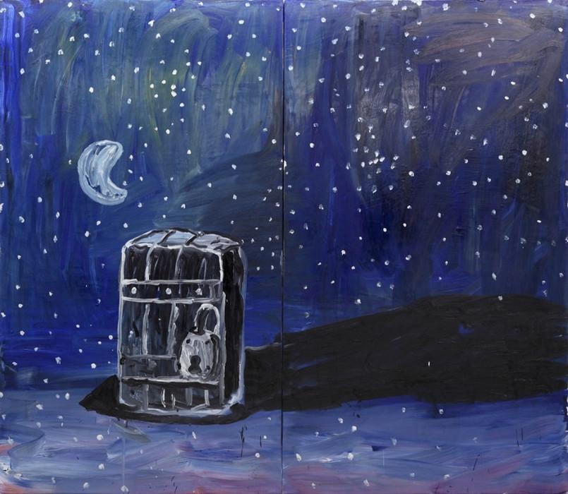 ARMEN ELOYAN, Moonlight, 2013