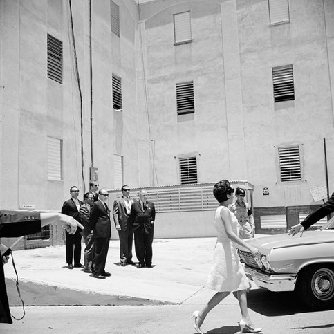 VIVIAN MAIER, San Juan, Puerto Rico, 1965