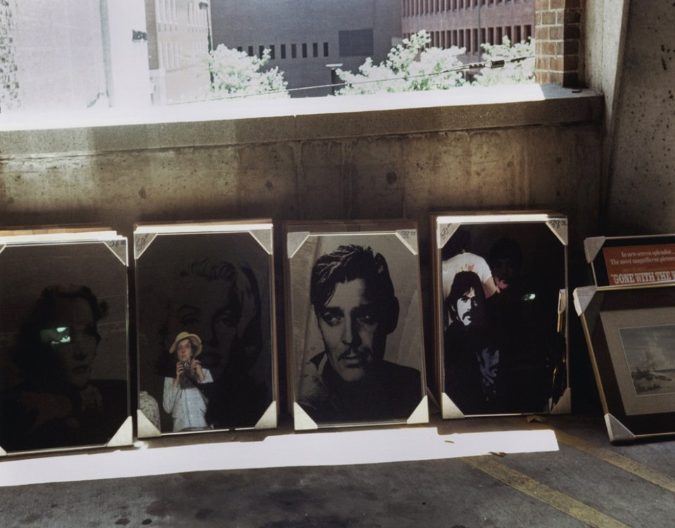 VIVIAN MAIER, Self-Portrait, Chicago August 1977