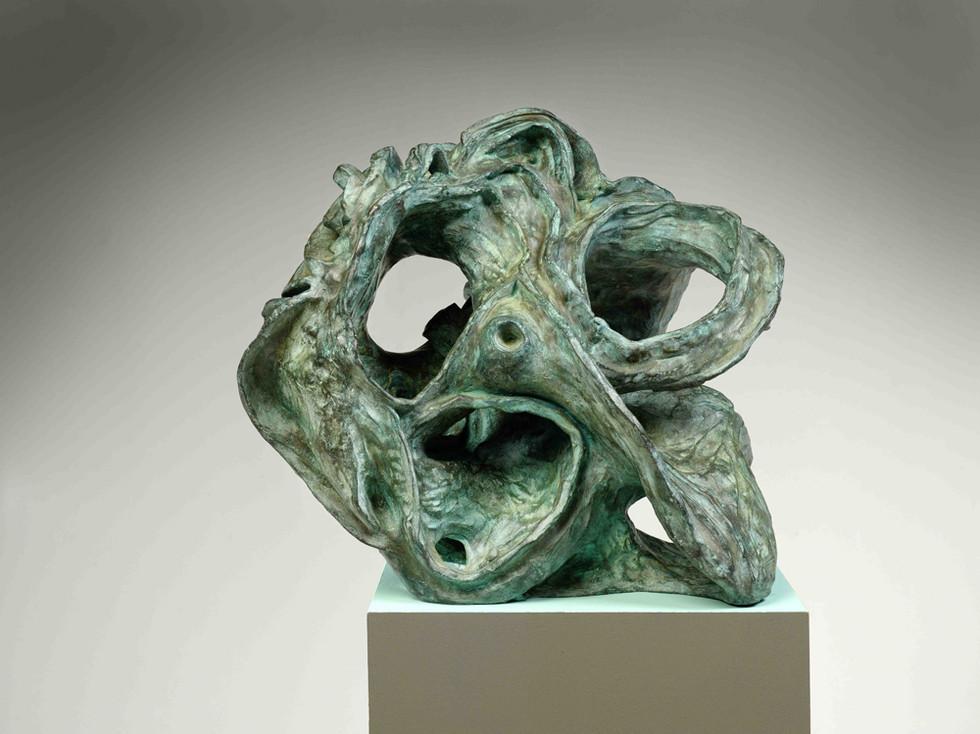 ANTON HENNING, Portrait No. 306, 2010
