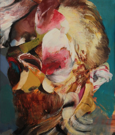 ADRIAN GHENIE, Degenerate Art, 2016