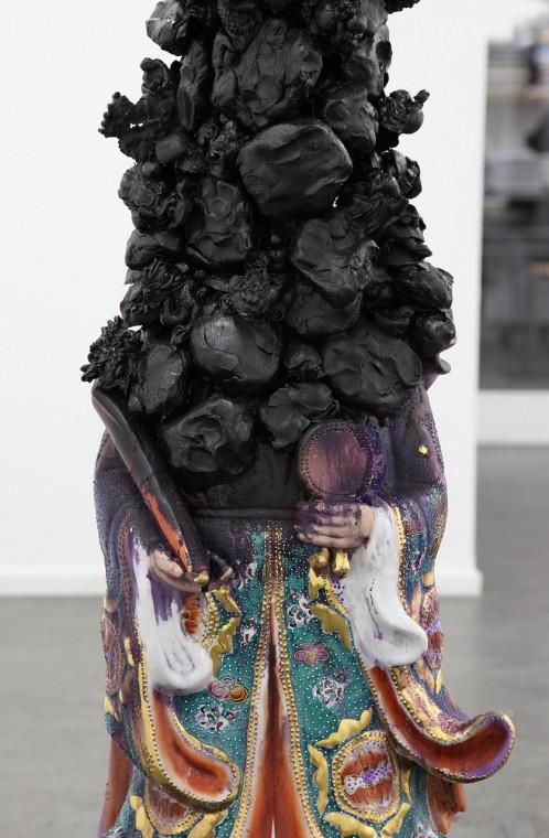 EDWARD LIPSKI, Chinese God Stackk, 2011