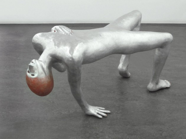 HENK VISCH, Lonely feelings on landing II, 2010
