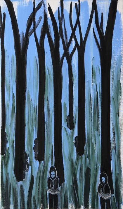 ELLEN DE MEUTTER, Reading figures 2, 2008