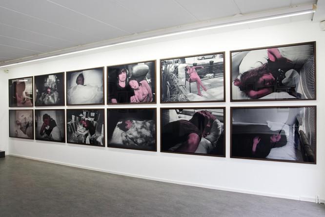 ED TEMPLETON, The Sleepers, 2008