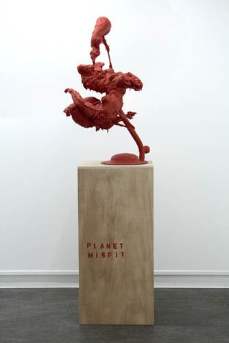 PETER ROGIERS, Planet Misfit, 2007