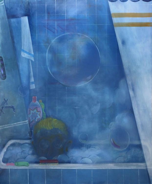 TOMASZ KOWALSKI, Untitled (Soap Bubble), 2012
