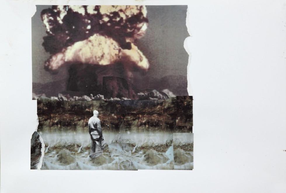 ADRIAN GHENIE, Study for Nougat 2, 2010