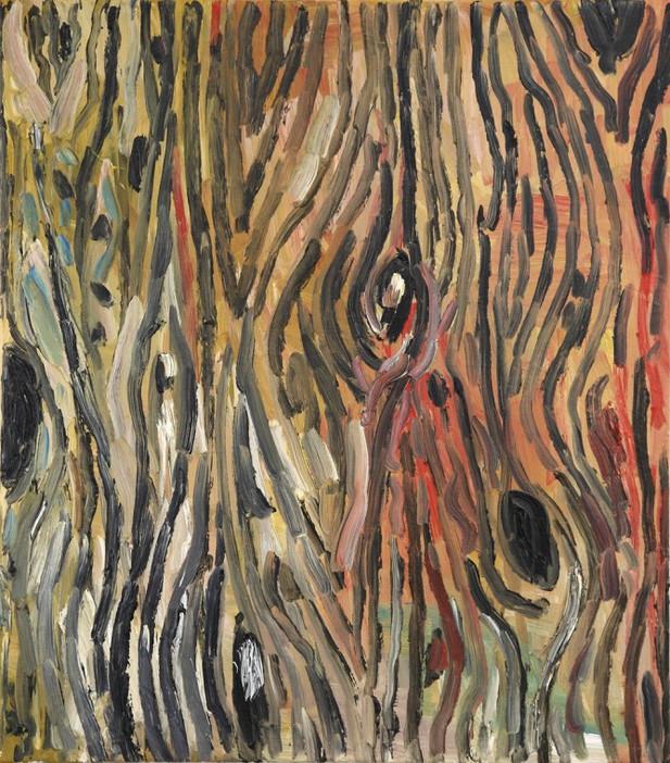 ARMEN ELOYAN, Modern Painting (Wood), 2011