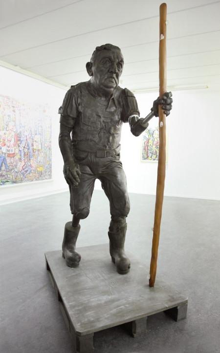 KATI HECK, Bompa in de oorlog - Opa im Krieg - …, 2011-2012