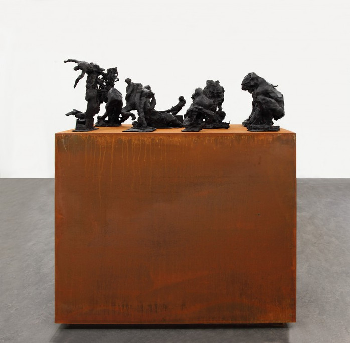 PETER ROGIERS, Little voices I, 2016