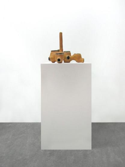 ATELIER  VAN LIESHOUT, Strongmen Stew Stove Yellow, 2012