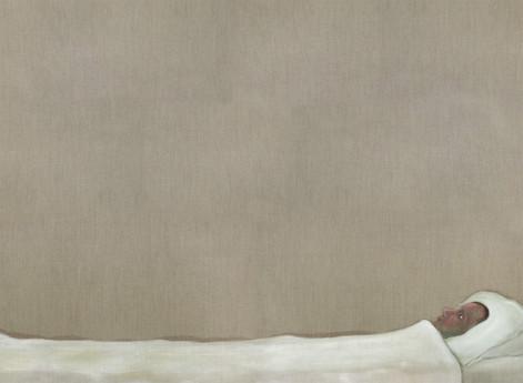 TOMASZ KOWALSKI Bez Tytulu, 2010 oil on canvas 150 x 210 cm