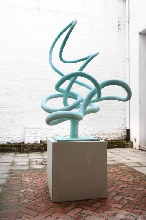 ANTON HENNING, Blumenstilleben No. 395, 2008