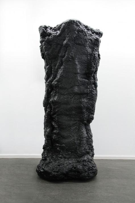 ATELIER  VAN LIESHOUT, Black Bag (standing) Thomo, 2008