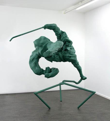 PETER ROGIERS, A Mobsculpture, 2007
