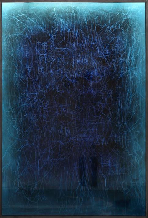 EDWARD LIPSKI, Mystical Vandalism XVIII, 2015