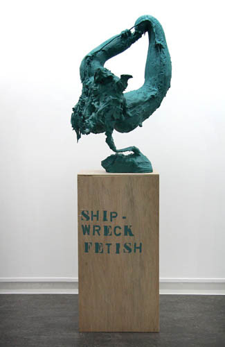PETER ROGIERS, Ship-Wreck Fetish, 2007