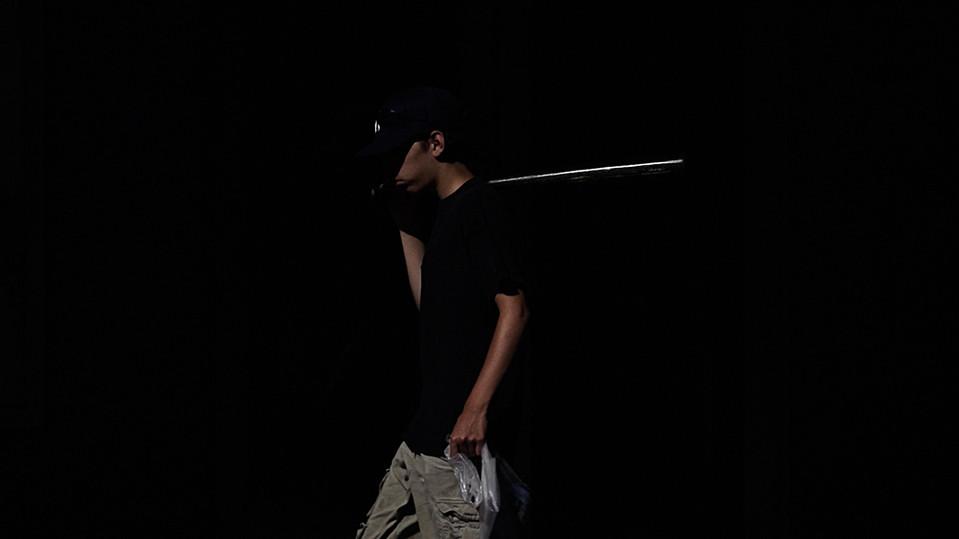 NICOLAS PROVOST, Illumination I, 2014