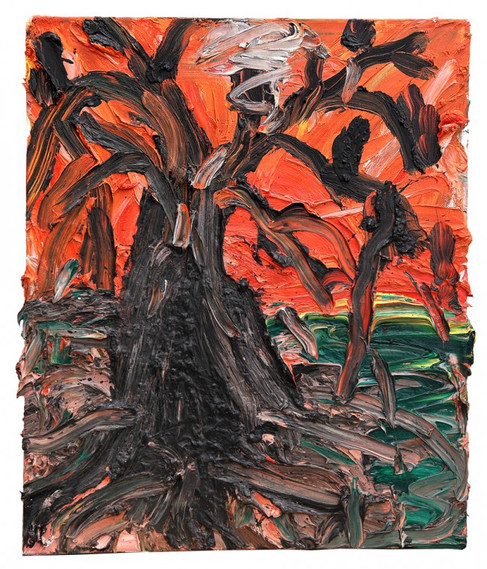 ARMEN ELOYAN, Landscapepainting II, 2013