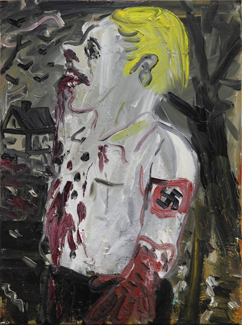 """ARMEN ELOYAN, Psychological Terror and Trauma """"Youth"""", 2012"""