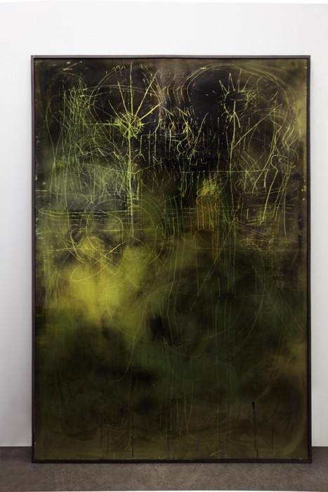 EDWARD LIPSKI, Mystical Vandalism III, 2015