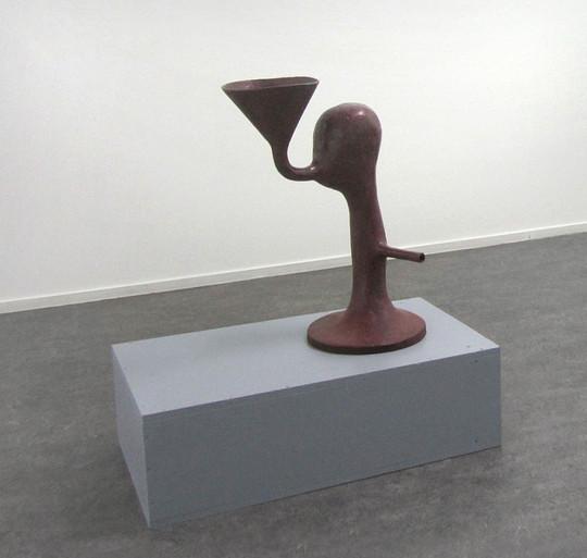ATELIER  VAN LIESHOUT, Funnelhead, 2012