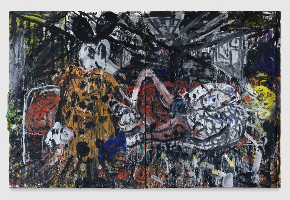 ARMEN ELOYAN, Mickey Mouse, Youth, 2009