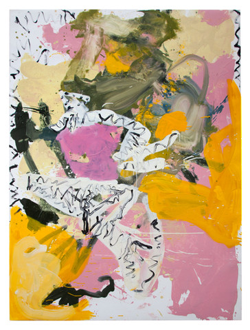 ANKE WEYER, Stick Shift, 2017