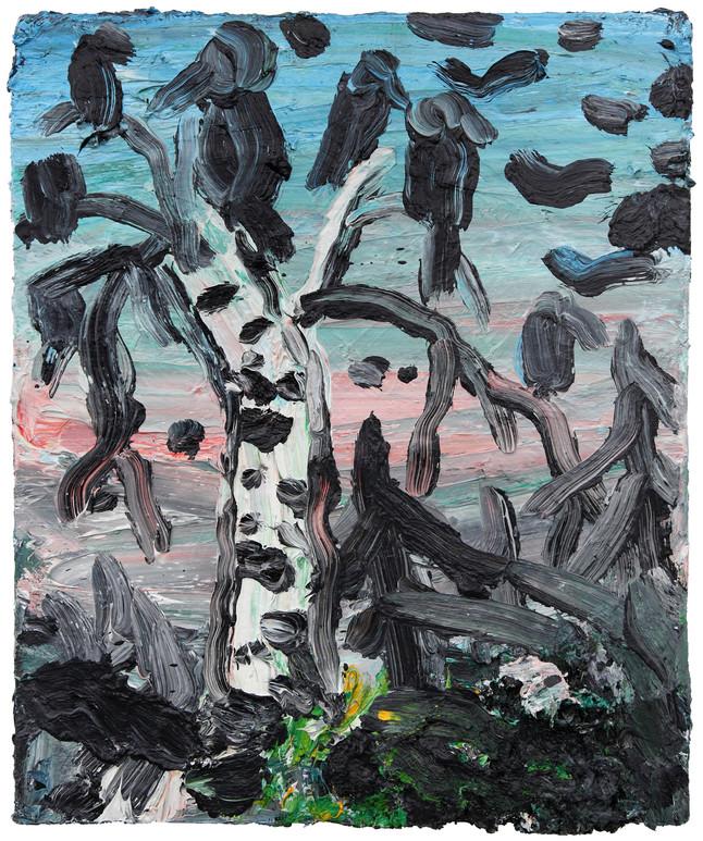 ARMEN ELOYAN, Landscapepainting VII, 2013