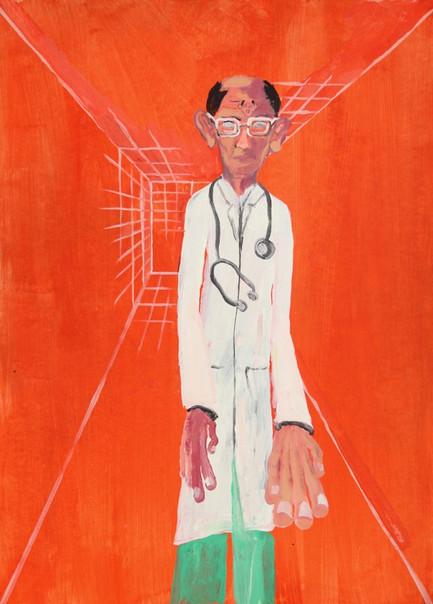 TOMASZ KOWALSKI, Doktor, 2015