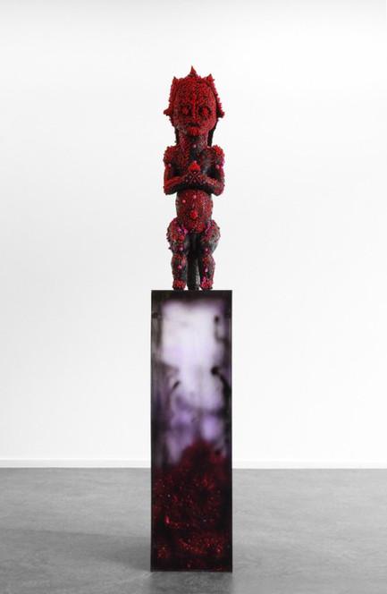 EDWARD LIPSKI, Red Fang, 2011