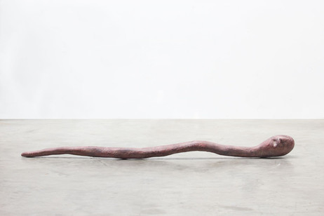 HENK VISCH An elephant's dream, 2016 bronze l: 197 cm edition of 2 and 1 A.P.