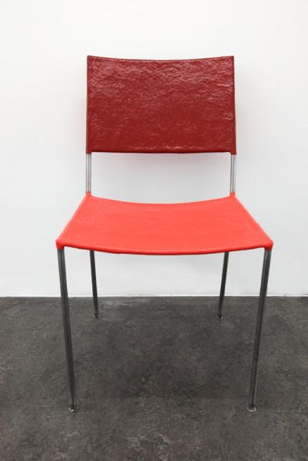 FRANZ WEST, Künstlerstuhl, First produced 2006
