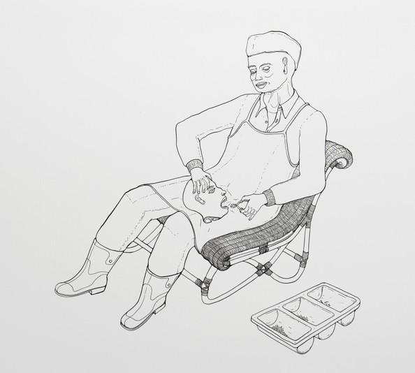 ATELIER  VAN LIESHOUT, Dentist, 2006
