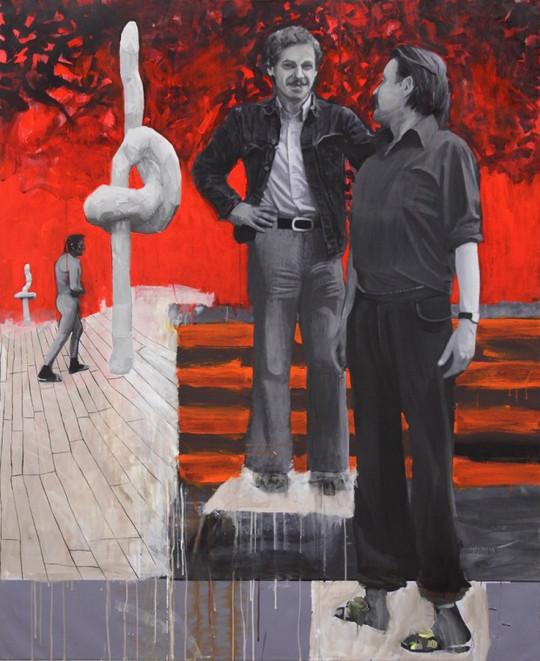 FRANZ WEST, Untitled, 2012
